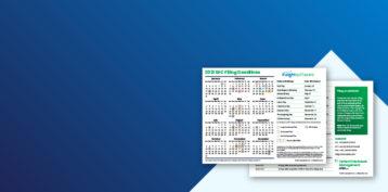 07 2021 Certent Dm Whitepaper 2021 Sec Filing Calendar Rsc