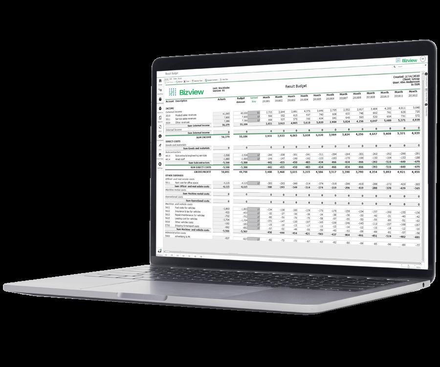 Insightplanning Budgeting Forecasting Software 1