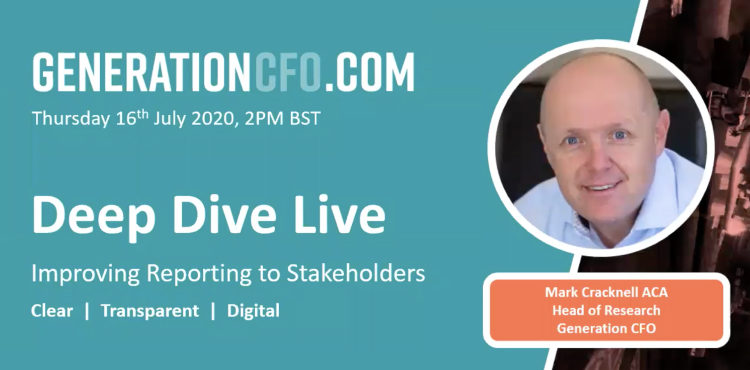 Gencfo Deep Dive – Improving Reporting To Stakeholders