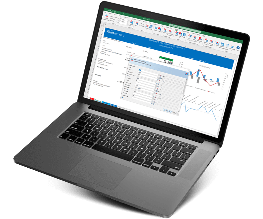 SAP Reporting in Excel