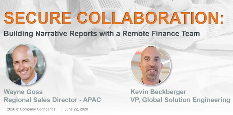 Secure Collaboration
