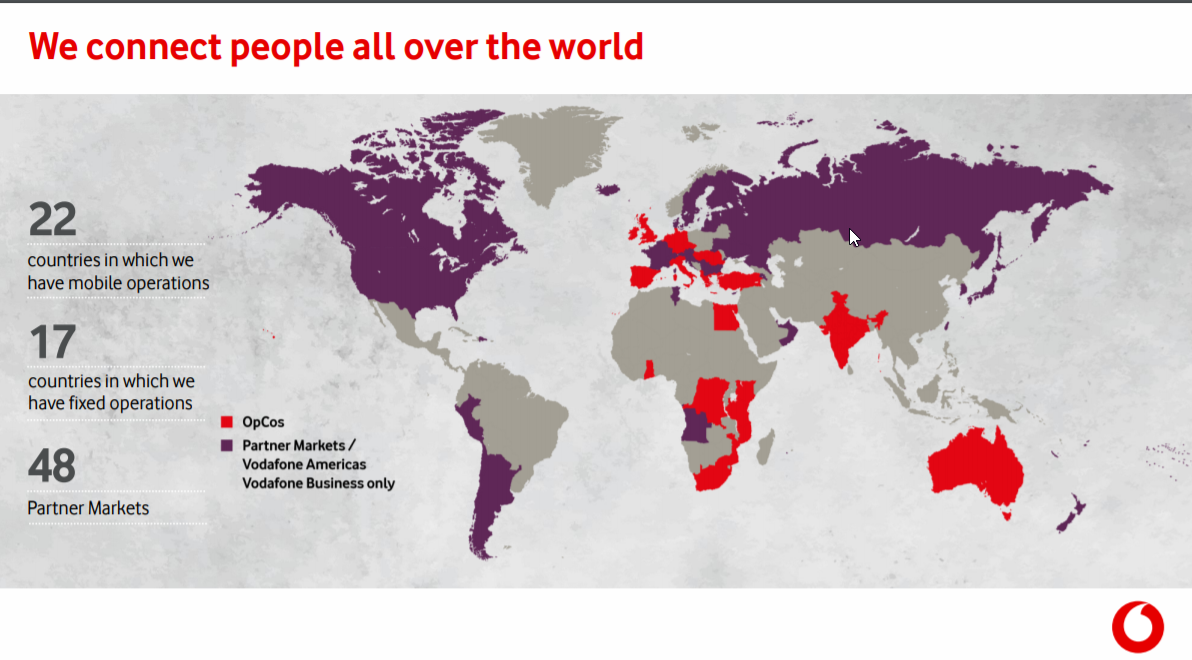 We connect people all over the world map with partner markets highlighted