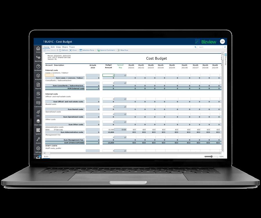 Bizview Solutions Clevelexec Shrinkplanning