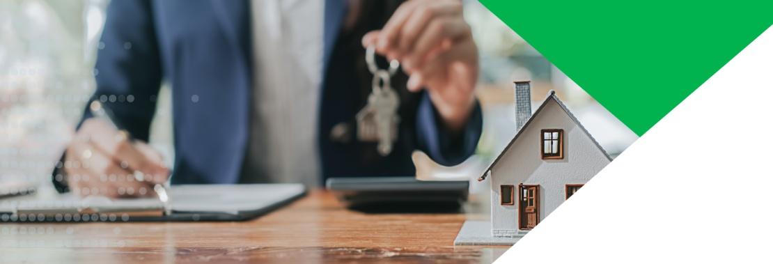 Handing Home Keys