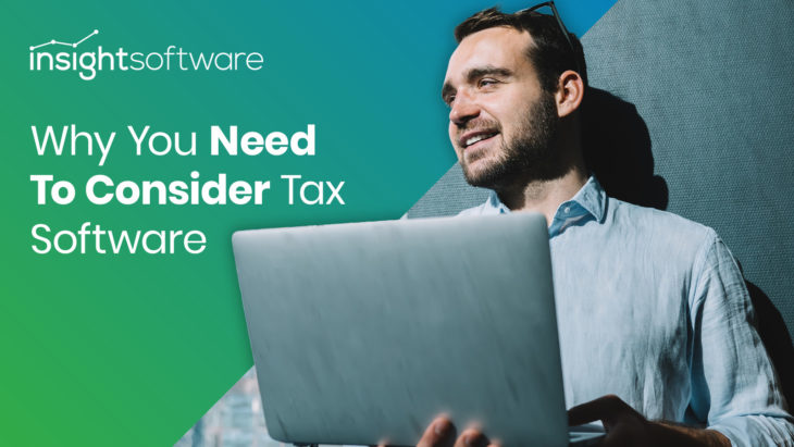 Why you need to consider tax software