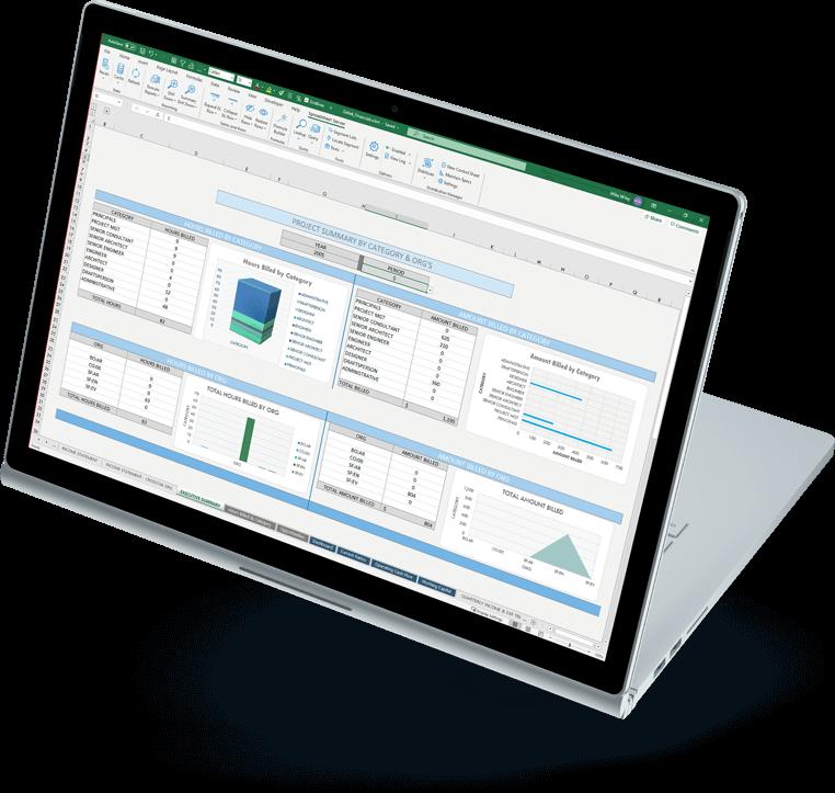 Simplify Deltek Data Access