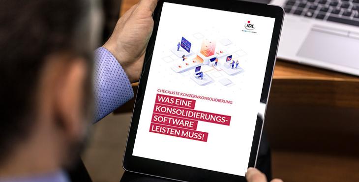 Idl 07 2021 Checkliste Konsolidierungssoftware