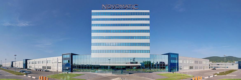 Die Novomatic AG ist ein global agierender Glücksspielkonzern