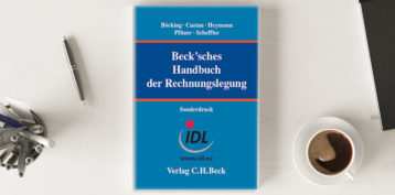 Idl 07 2021 Sonderdruck Becksches Handbuch Der Rechnungslegung