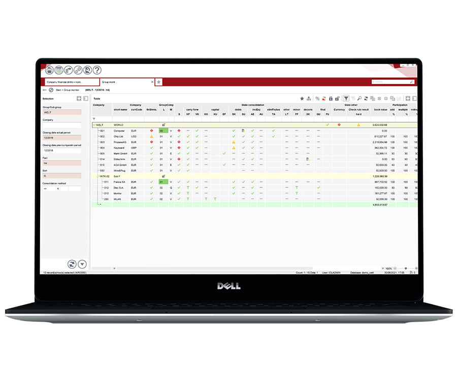 Idl Konsis Group Monitor 1 1