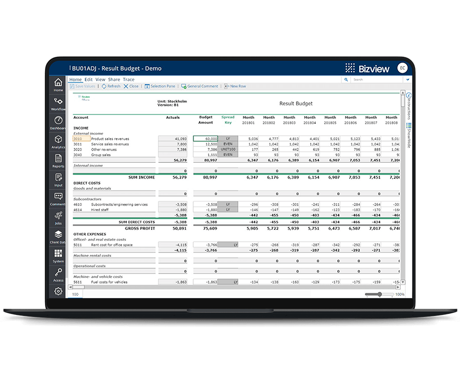 Datasource Expandable Feature Flexiblereport
