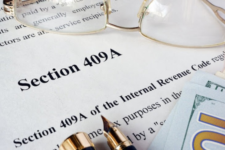 Section 409a Document