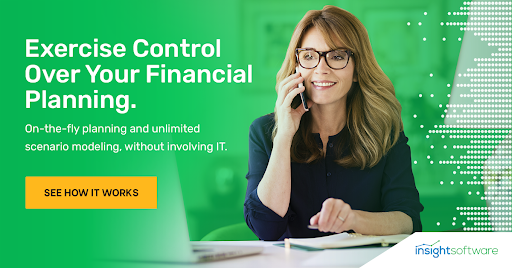 Exercise Control Over Your Financial Planning